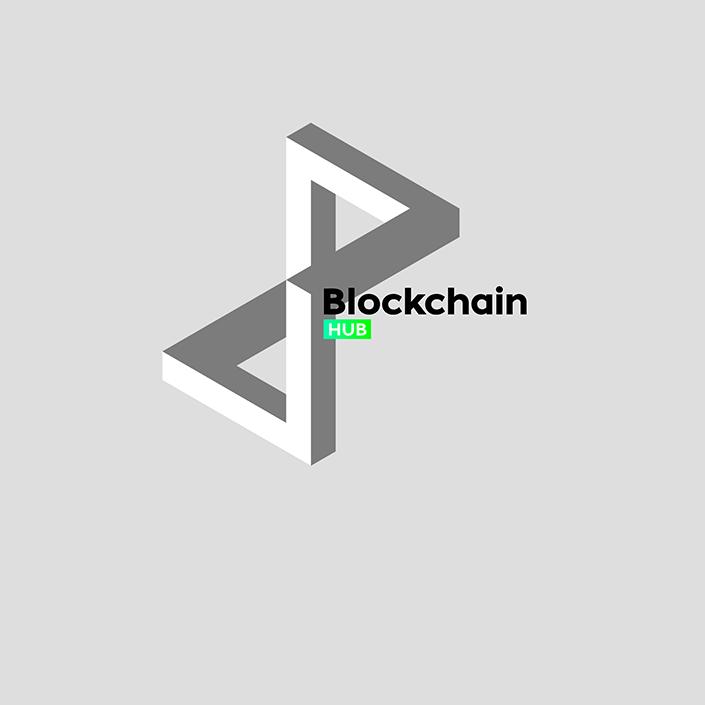Blockchain HUB Kyiv Logo